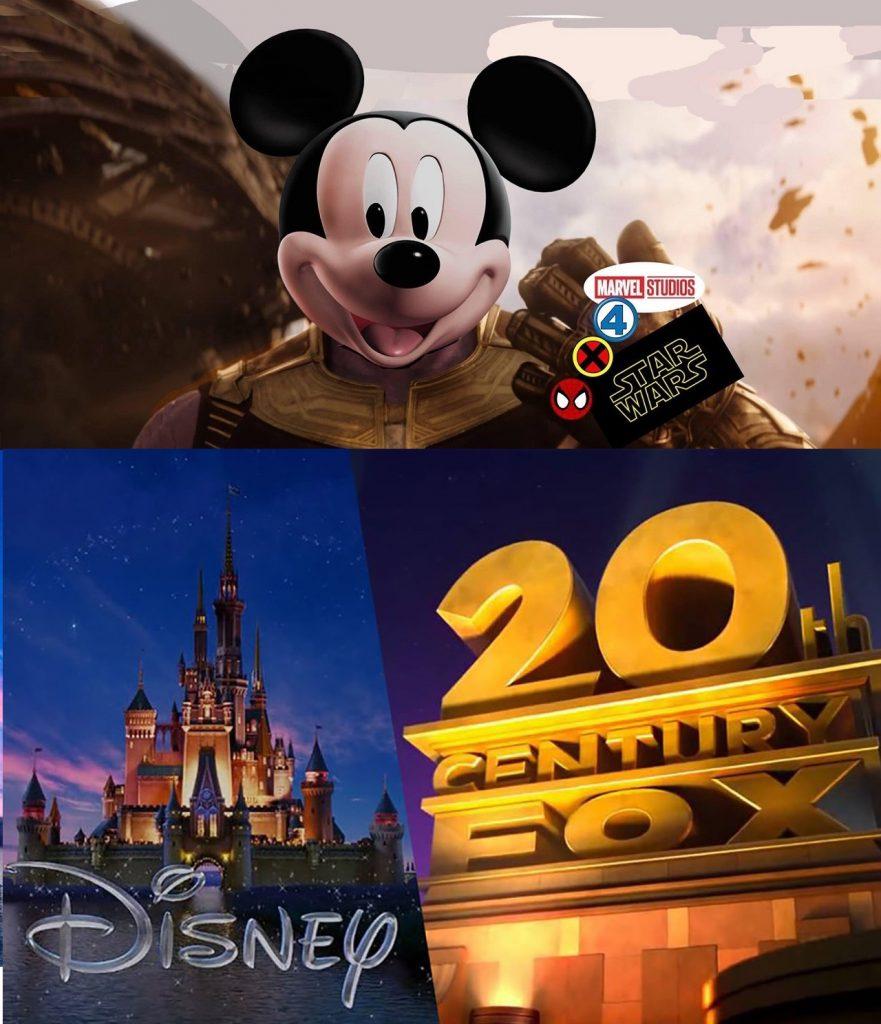 پوستر کمپانی Walt Disney