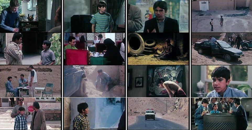 نمای اول فیلم Ali and Danny 2002