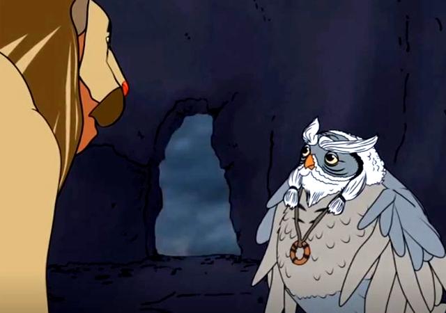 دانلود رایگان انیمیشن کلیله و دمنه