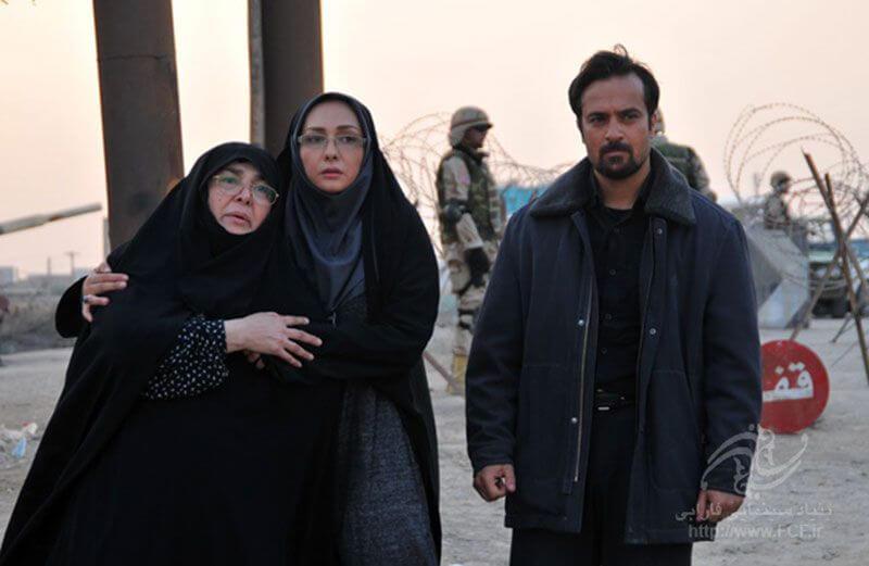 نمای اول فیلم Asre Rooze Dahom 2009 با حضور احمد مهرانفر، هانیه توسلی