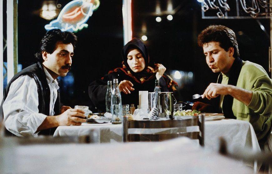 نمای سوم فیلم با حضور بیژن امکانیان، ابوالفضل پورعرب و فریبا کوثری