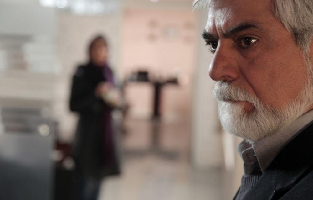 نمای سوم فیلم با حضور حسین پاکدل
