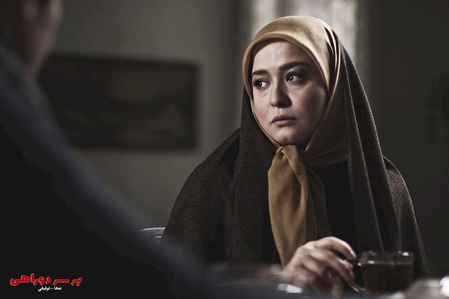 نمای چهارم سریال با حضور مهراوه شریفی نیا