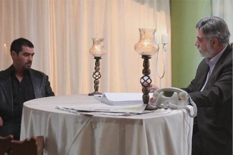 نمای اول فیلم با حضور فخرالدین صدیق شریف و شهاب حسینی