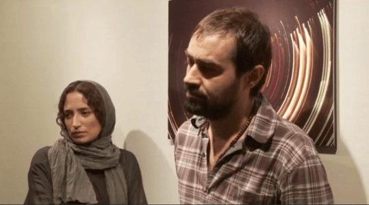نمای سوم فیلم با حضور نگار جواهریان و شهاب حسینی