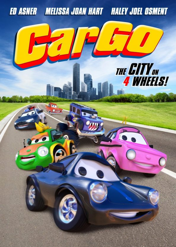 پوستر انیمیشن CarGo 2017