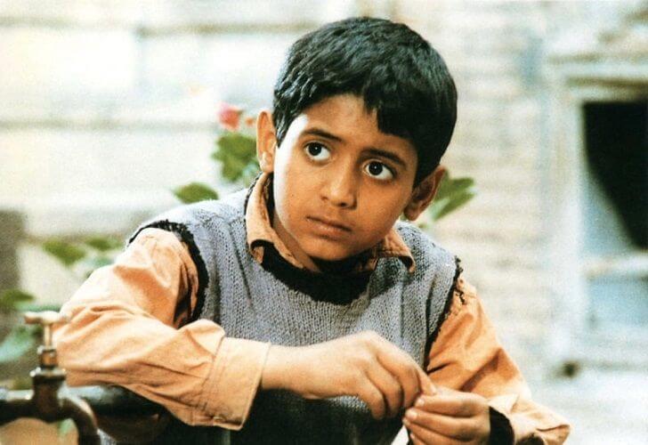 نمای اول فیلم Children of Heaven 1997