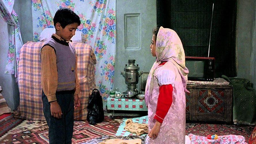 نمای دوم فیلم Children of Heaven 1997