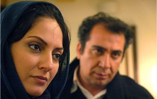 نمای دوم فیلم Davat با حضور مهناز افشار