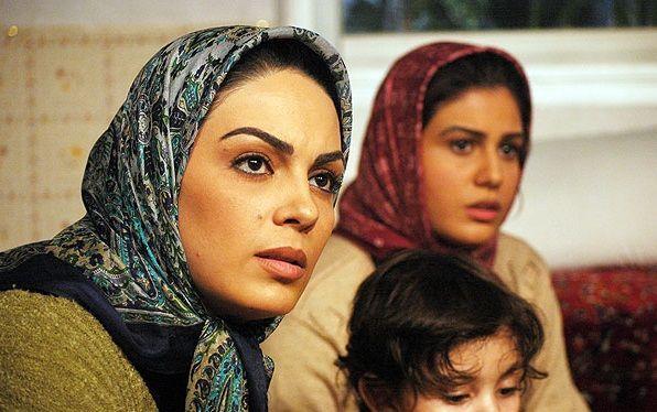 نمای دوم فیلم Davat با حضور سارا خوئینی ها و رز رضوی