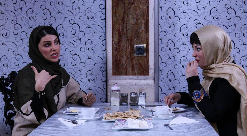 عکس دوم از فیلم دختر عمو و پسر عمو