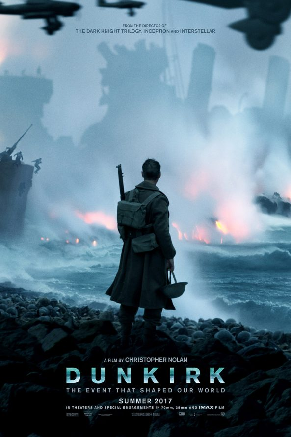 پوستر فیلم سینمایی Dunkirk 2017