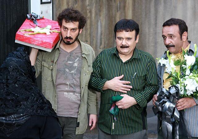نمای اول فیلم EfratiHa2010