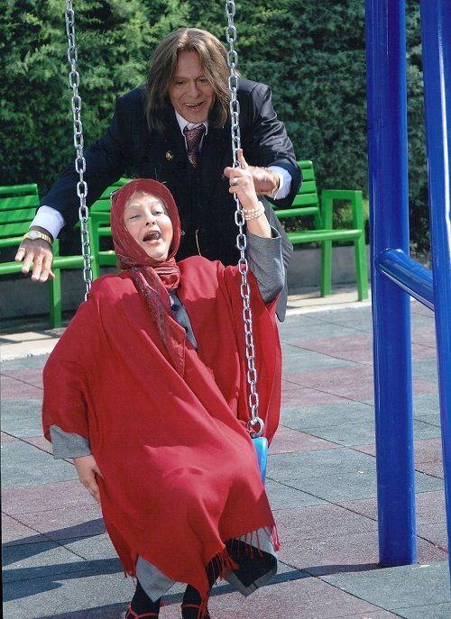 نمای دوم ازدواج وقت اضافه با حضور جمشید هاشم پور و ماهایا پطروسیان