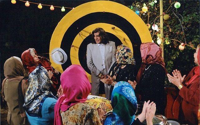 نمای سوم ازدواج وقت اضافه با حضور جمشید هاشم پور