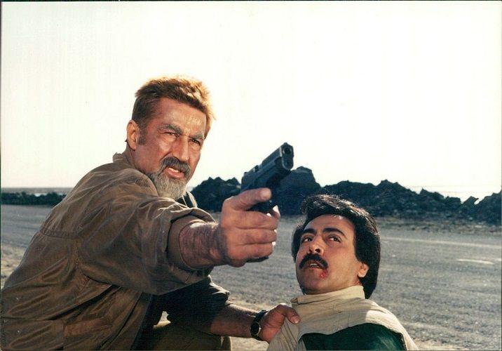 نمای دوم فیلم با حضور بیژن امکانیان و هوشنگ منصوری خاکی