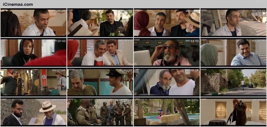 سینمایی خوب بد جلف 2 ارتش سری 1398