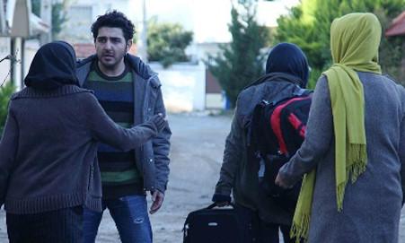 نمای سوم فیلم Acrid با حضور محمدرضا غفاری