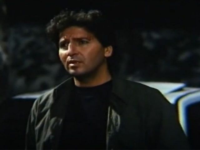 نمای دوم فیلم Gharibaneh با حضور ابوالفضل پورعرب