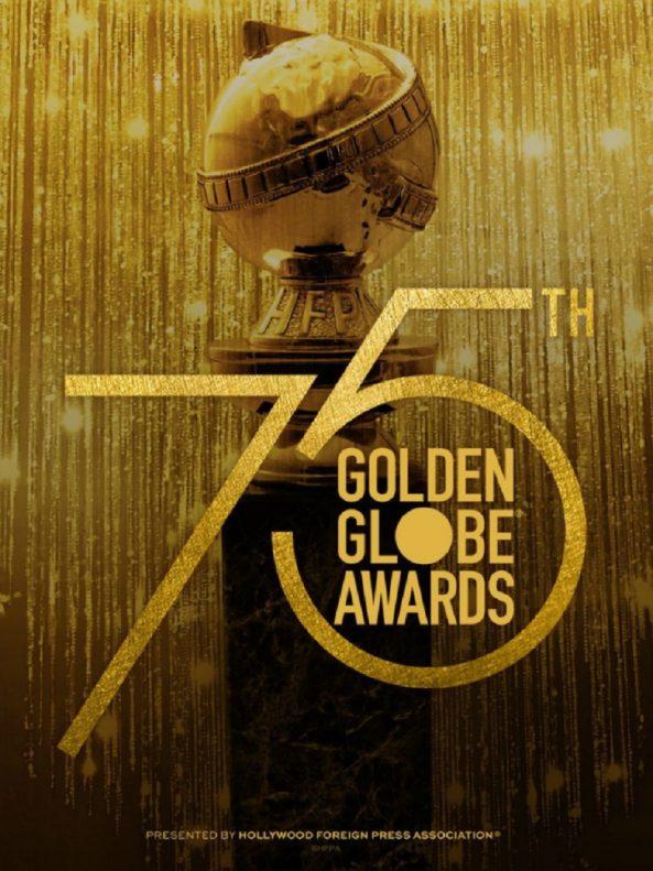 پوستر مراسم گلدن گلوب The 75th Golden Globe Awards 2018
