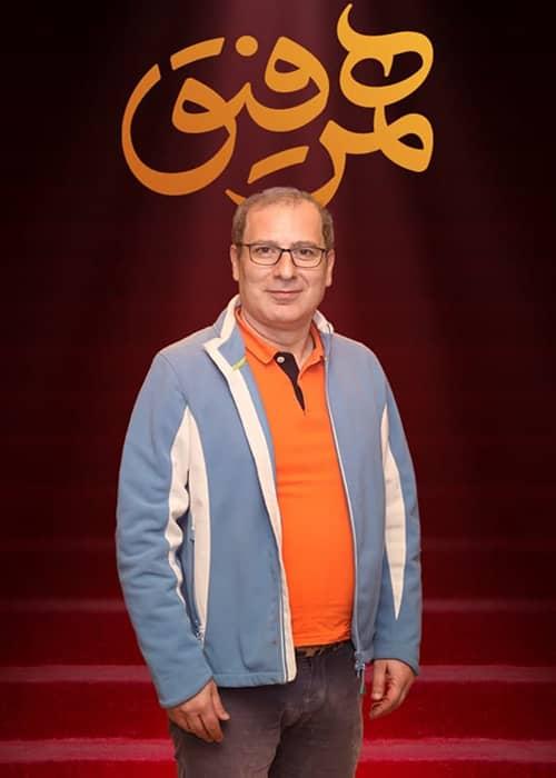 دانلود رایگان برنامه همرفیق مهمان رامین ناصرنصیر