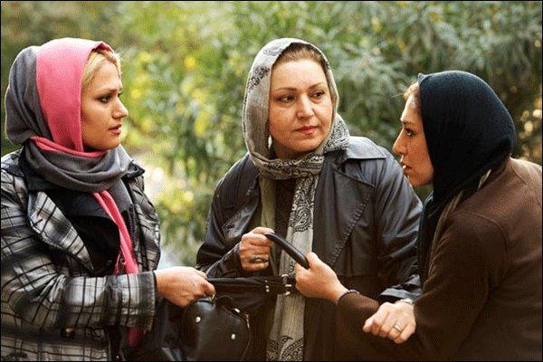 عکس اول از فیلم حراج