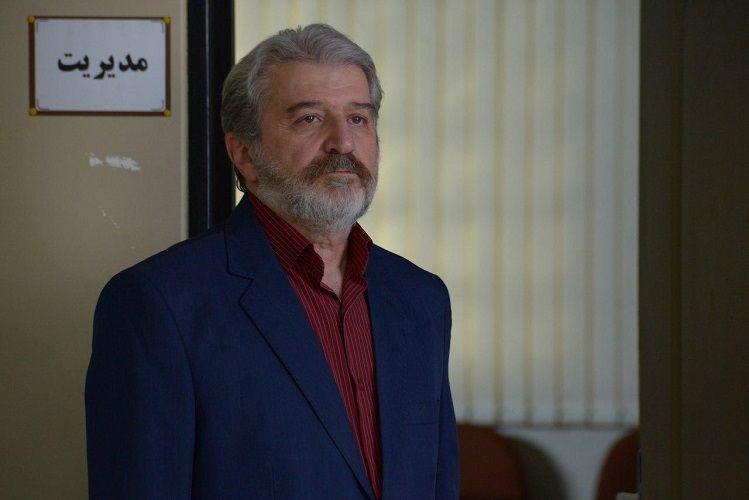 نمای چهارم فیلم Hashtag با حضور امید روحانی