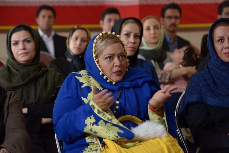نمای پنجم فیلم Hashtag با حضور بهاره رهنما