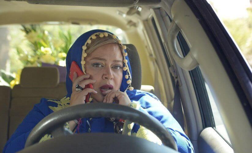 نمای ششم فیلم Hashtag با حضور بهاره رهنما