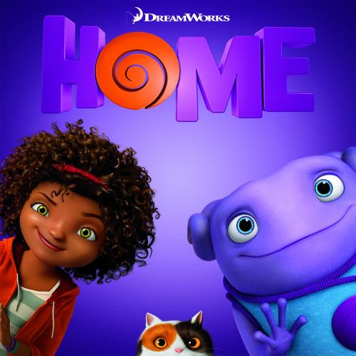 عکس دوم از انیمیشن Home 2015
