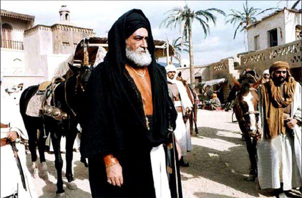 نمای اول سریال Imam Ali 1997