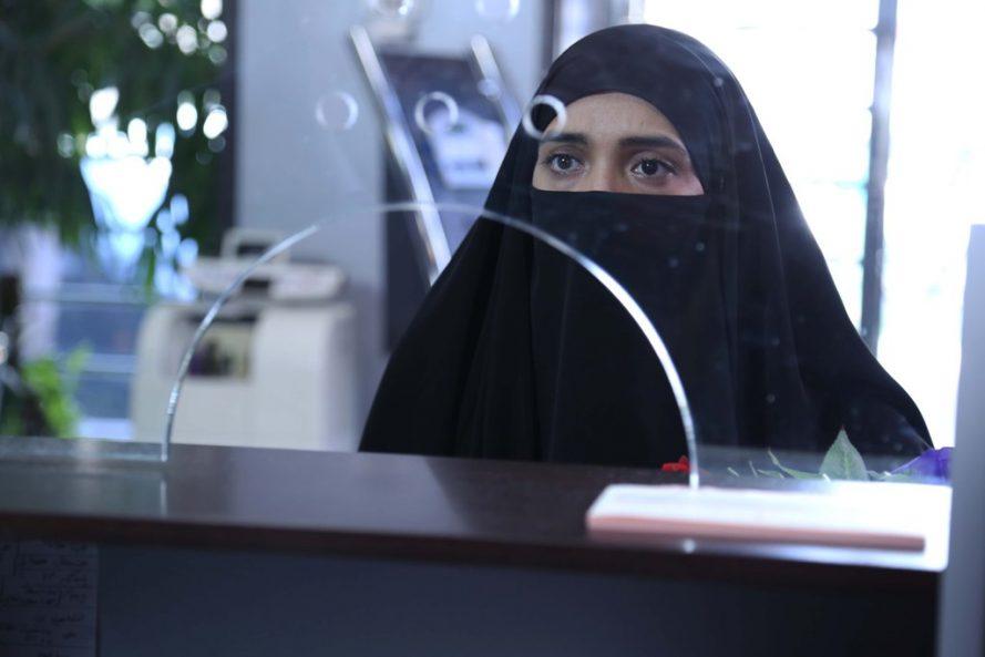 عکس اول از فیلم این زن حقش را می خواهد