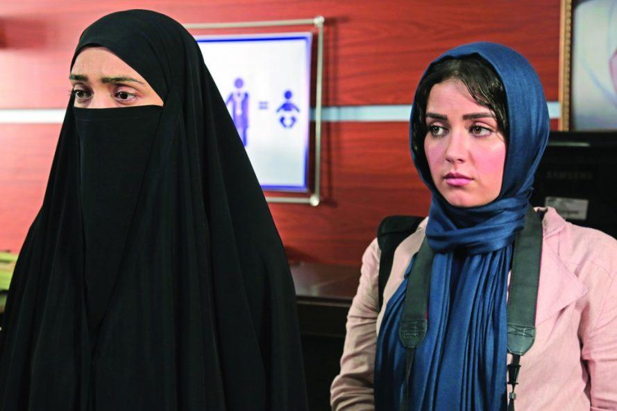عکس دوم از فیلم این زن حقش را می خواهد