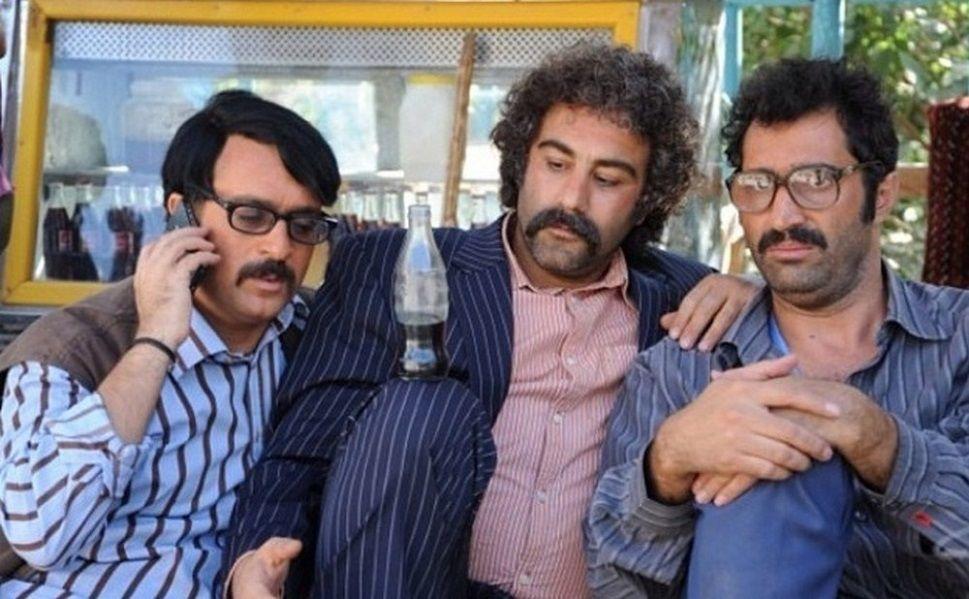 نمای اول فیلم با حضور محسن تنابنده، هادی کاظمی و احمد مهرانفر