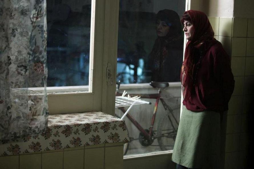 نمای پنجم فیلم Israfil با حضور مریلا زارعی