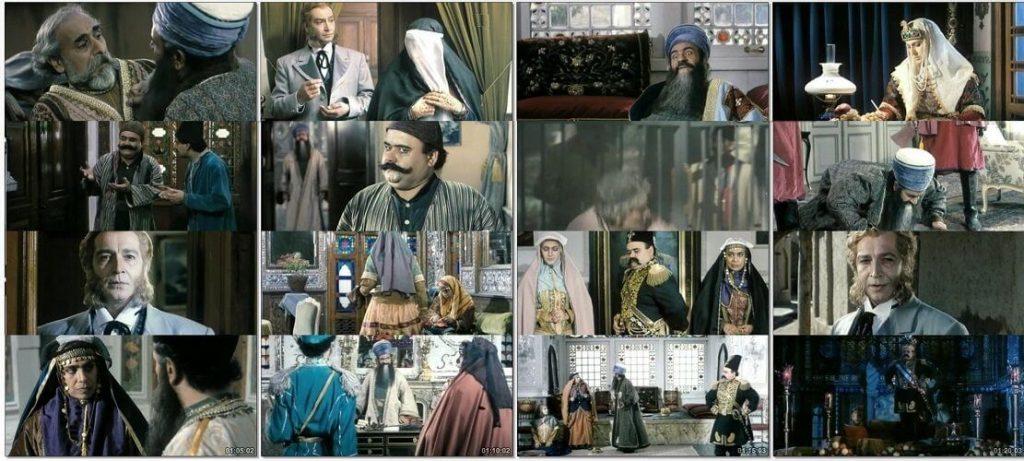 نمای اول فیلم Jangjoo-ye pirooz 1999