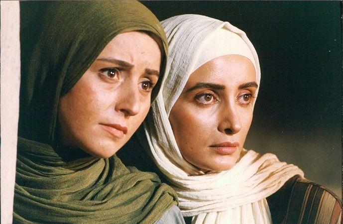 نمای اول فیلم با حضور ژاله صامتی و پریسا شاهنده