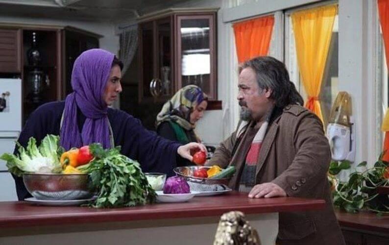 نمای اول فیلم Khoros Jangi با حضورمحمدرضا شریفی نیا و فاطمه گودرزی