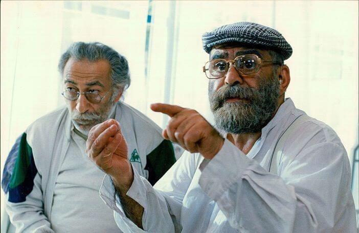 نمای سوم فیلم Madreseye piremardha 1991