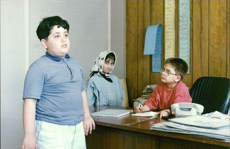 نمای چهارم فیلم Madreseye piremardha 1991