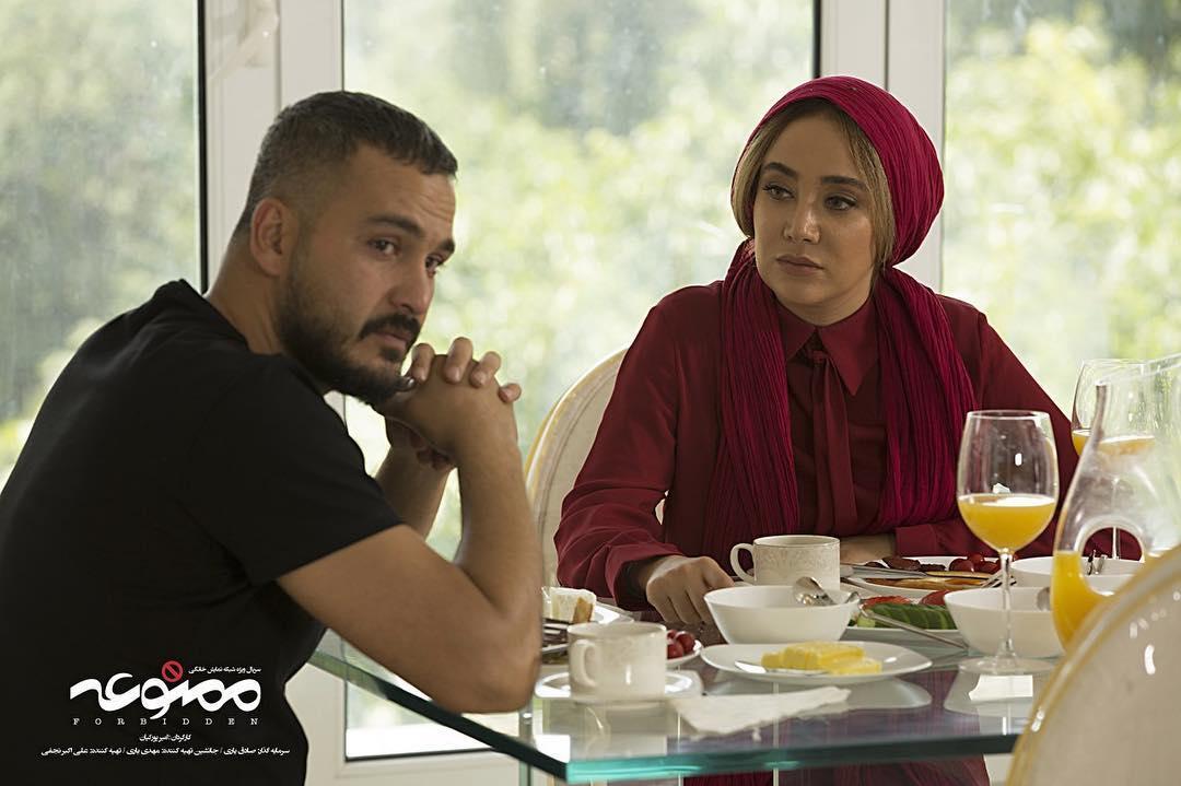 نمای سوم سریال با حضور میلاد کی مرام و بهاره افشاری