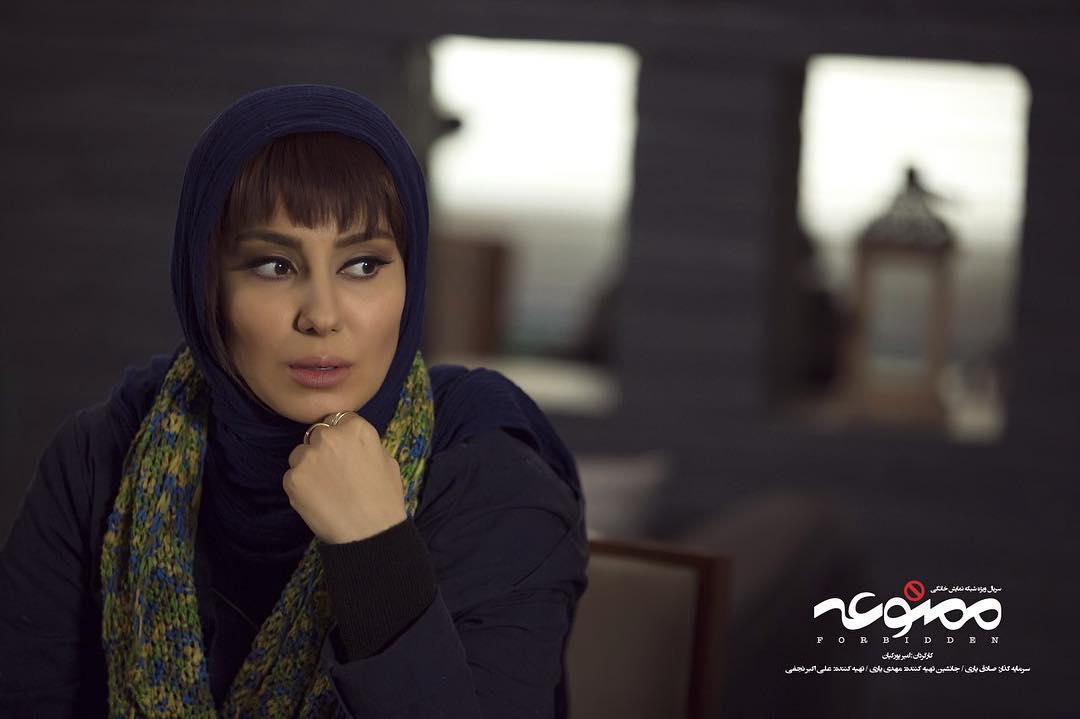 نمای سوم سریال قسمت 11 با حضور شیدا یوسفی