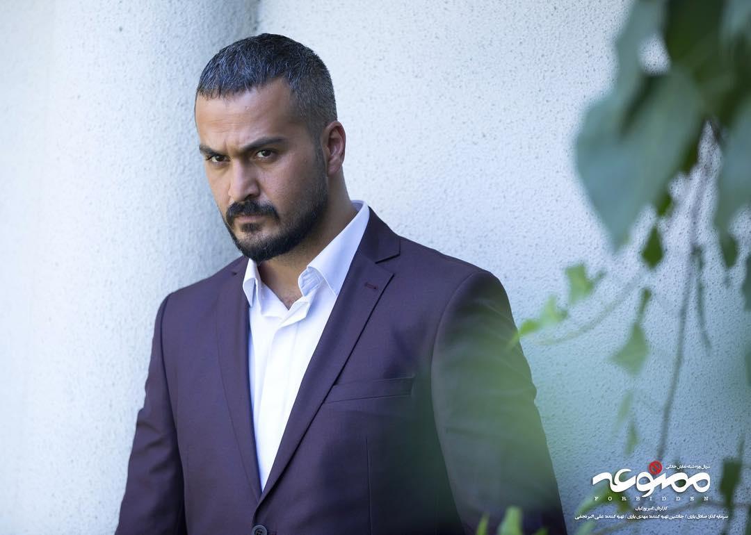 نمای اول سریال Mamnooe قسمت 12 با حضور میلاد کی مرام