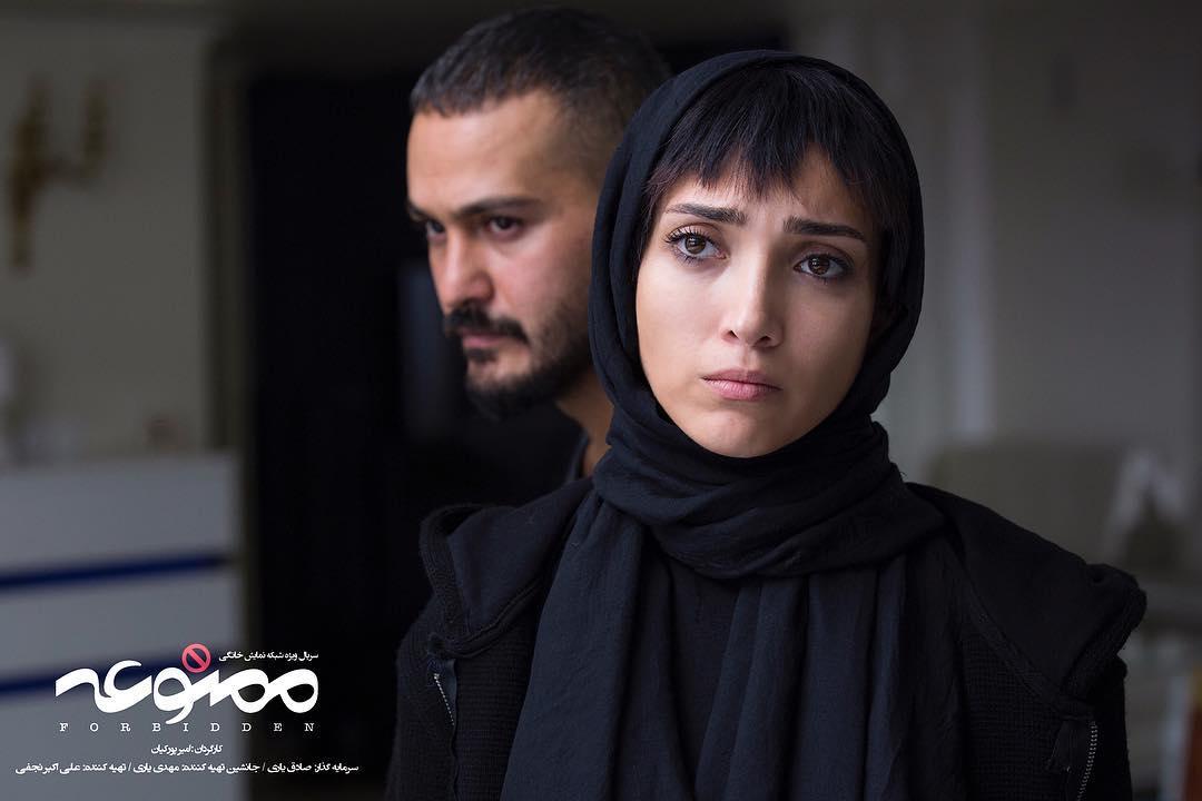 نمای سوم سریال ممنوعه قسمت 9 با حضور میلاد کی مرام و خاطره اسدی