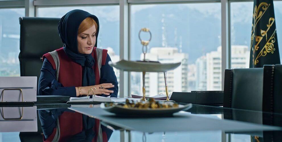 نمای سوم سریال Mankan قسمت 5 با حضور مریلا زارعی