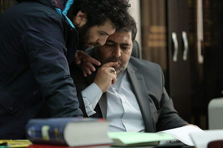 نمای چهارم فیلم Metri Shesh Va Nim
