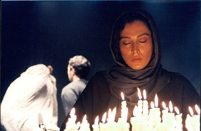 نمای اول فیلم Molaghat ba tooti با حضور مهتاب کرامتی