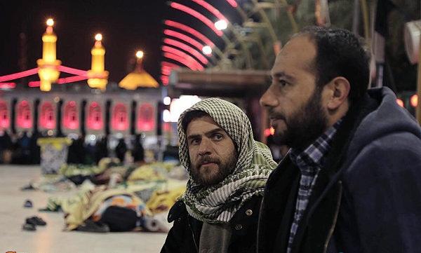 عکس دوم فیلم هیهات