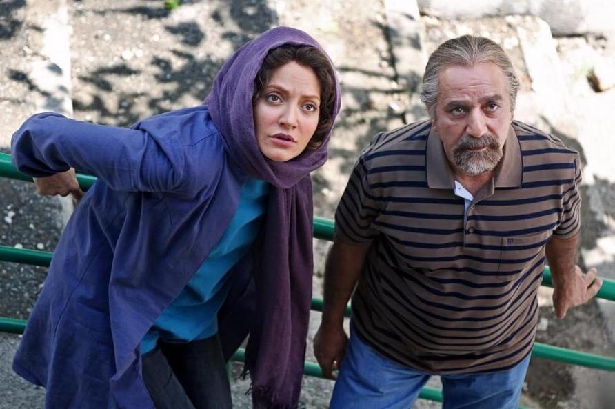 عکس دوم فیلم لس آنجلس تهران