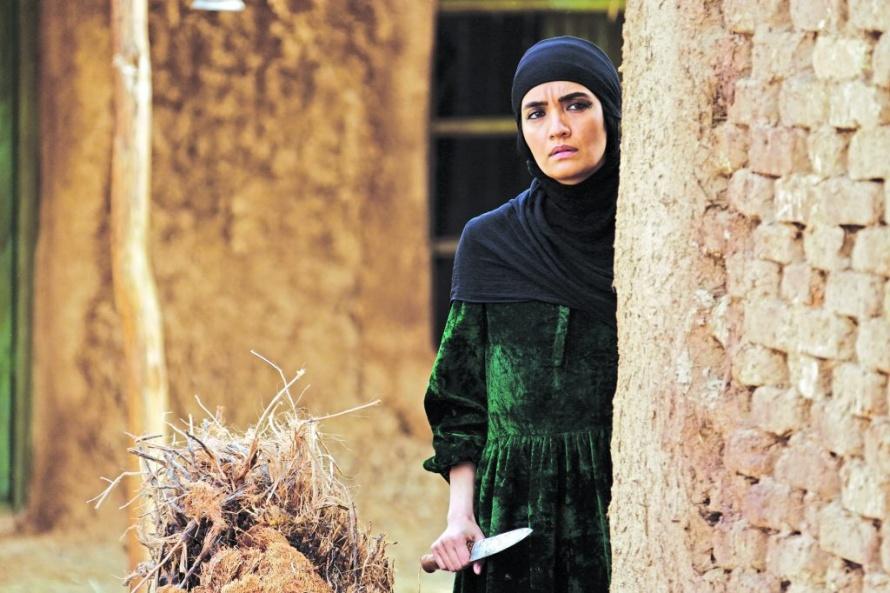 عکس اول فیلم ماهورا